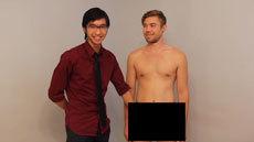 กล้าพอไหม ? ผู้ชายแมนๆ ทั้งแท่งกับการสัมผัส อวัยวะเพศ คนอื่นครั้งแรก !!